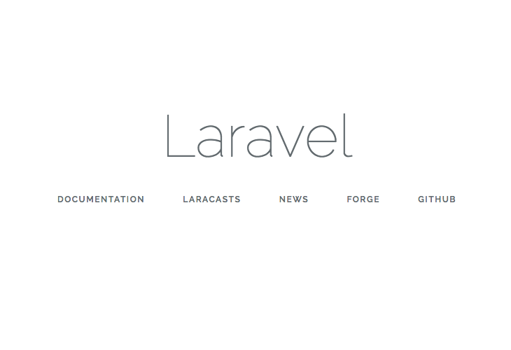 Laravel 5 Tutorial Start