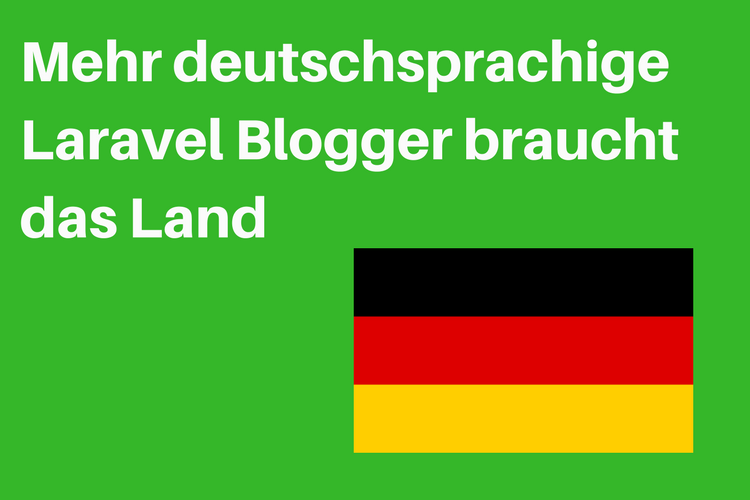 Deutschsprachige Laravel Blogger