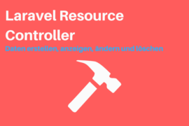Laravel Resource Controller