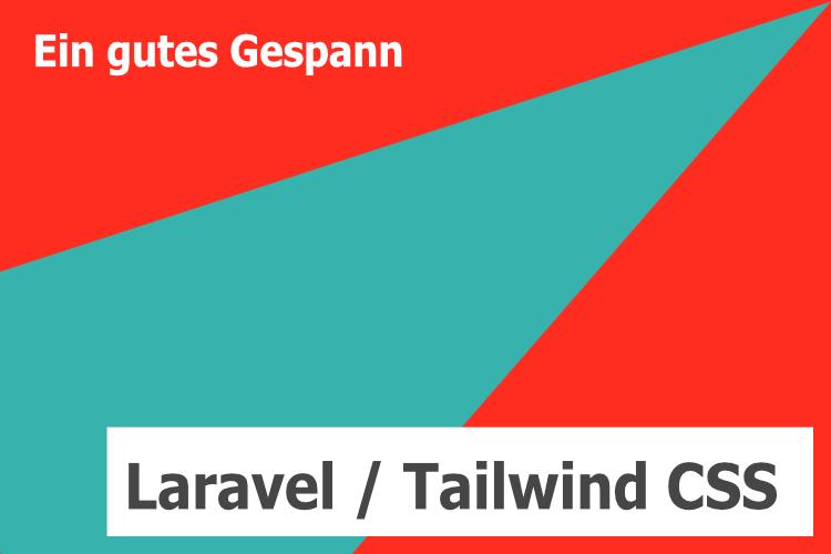 Erste Schritte Tailwind CSS mit Laravel